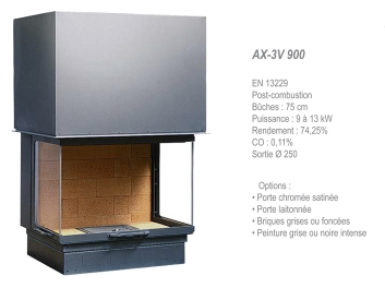 3 V 900 - FH 1200 3V