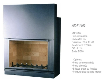 F 1400 - H 1400