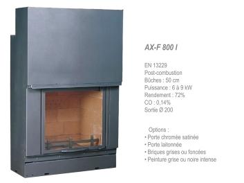 F 800 I - F 800 B